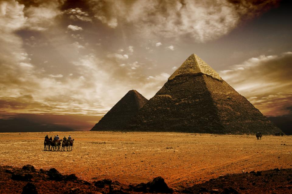 Gízai nagy piramis